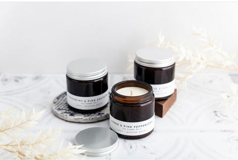 Claire Hill Designs loop candles