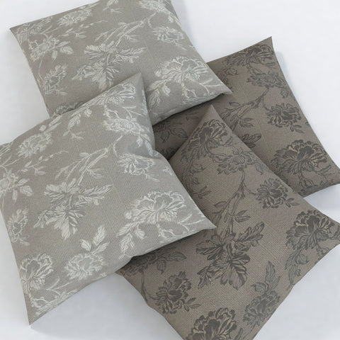 "Alanzo Alarcon Pillow in Carlile Flower 22"", Set of 2"