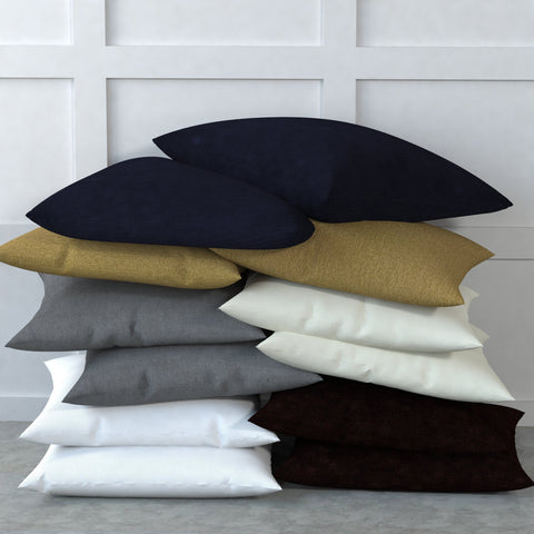 "Alanzo Alarcon Pillow in Carson Canvas 22"", Set of 2"