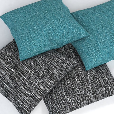 "Alanzo Alarcon Pillow in Windsor 22"", Set of 2"