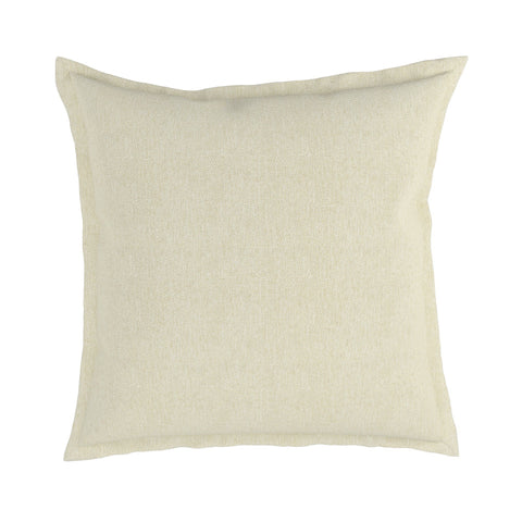 Flange Pillow in Pinpoint, Set of 2