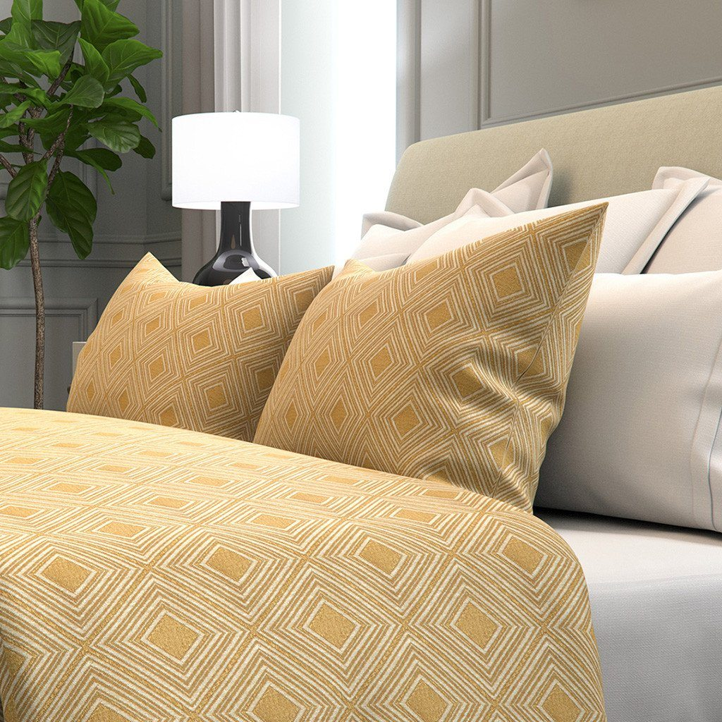 Continuous Journey Duvet Cover in Hypnotic