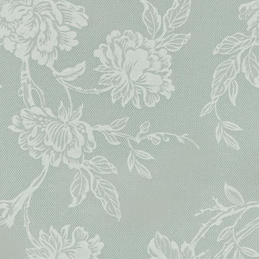 Carlile Flower Custom Drapery Panel
