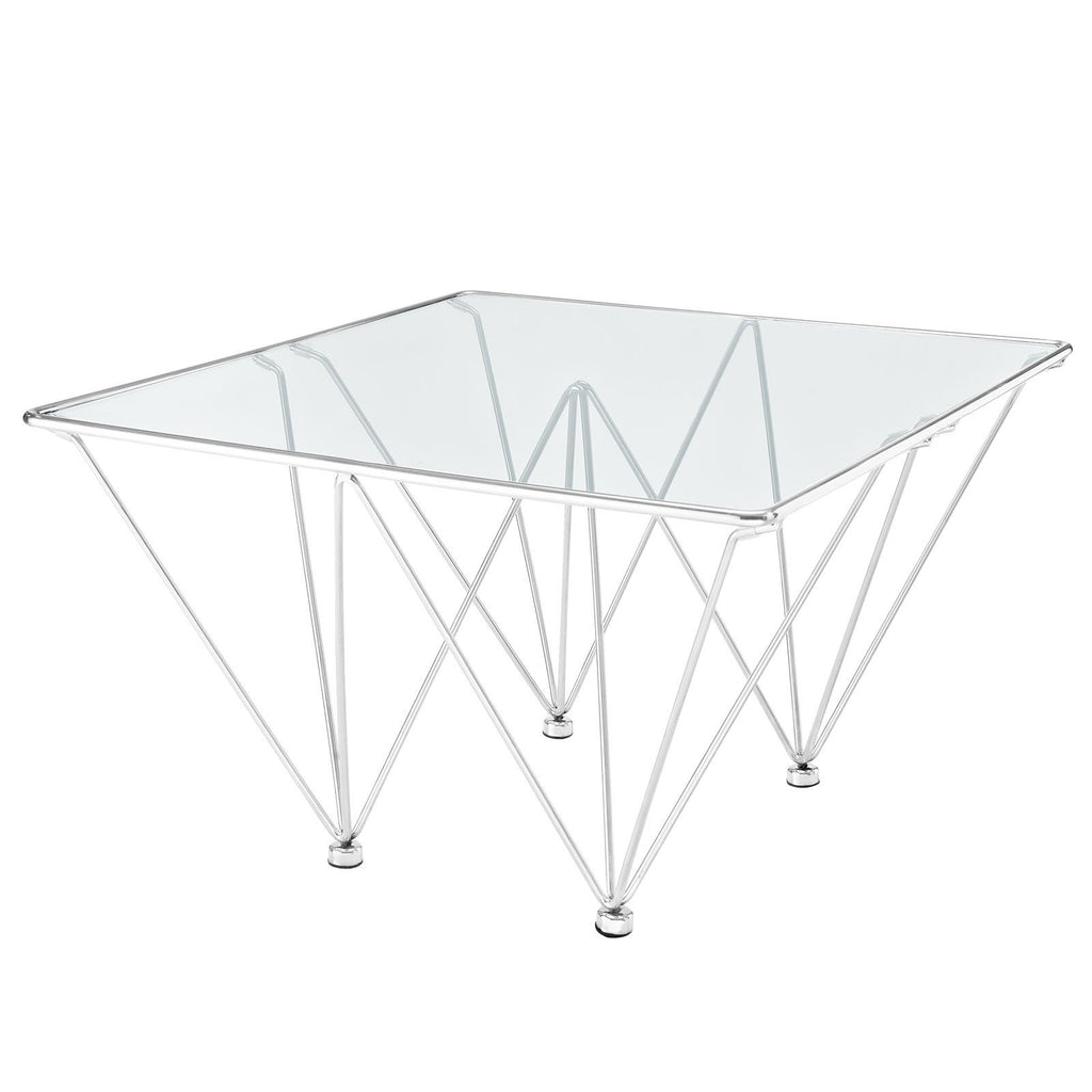 Angle Coffee Table Square