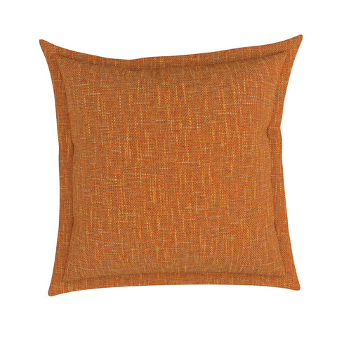 Flange Pillow Cover in Coco