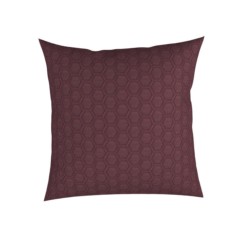 Pillow Cover in Honeycomb