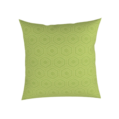 Pillow Cover in Hexagon