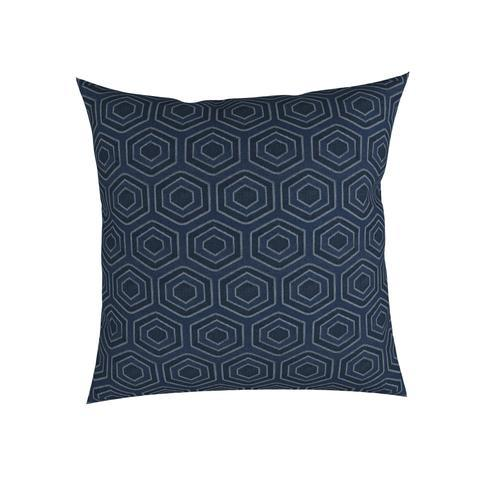 Pillow in Hexagon, Set of 2