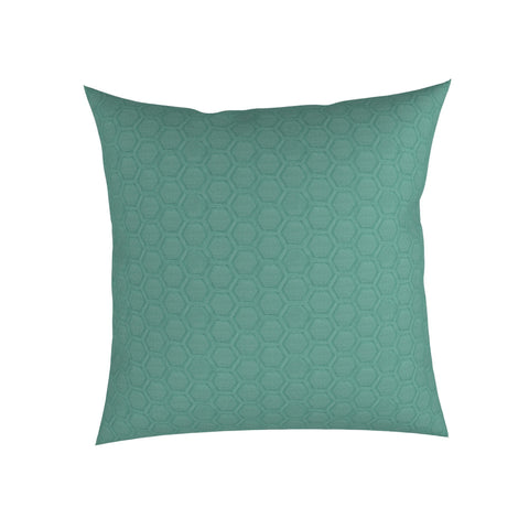 Pillow in Honeycomb, Set of 2
