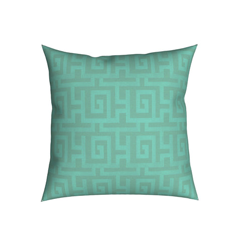 Pillow Cover in Labyrinth