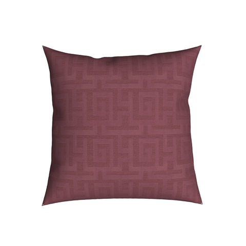 Pillow in Labyrinth, Set of 2