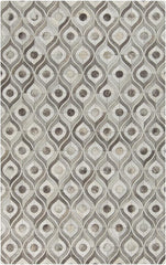 Appalachian App-1003 Gray-smoke Hand Crafted Area Rug