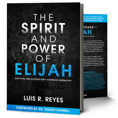 "New Release - ""The Spirit and Power of Elijah"""