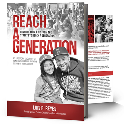 Reach a Generation (Hard Copy)