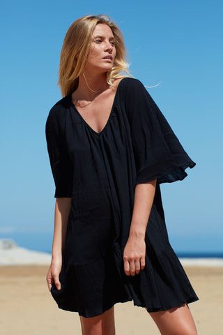 Cotton beach dress Simone