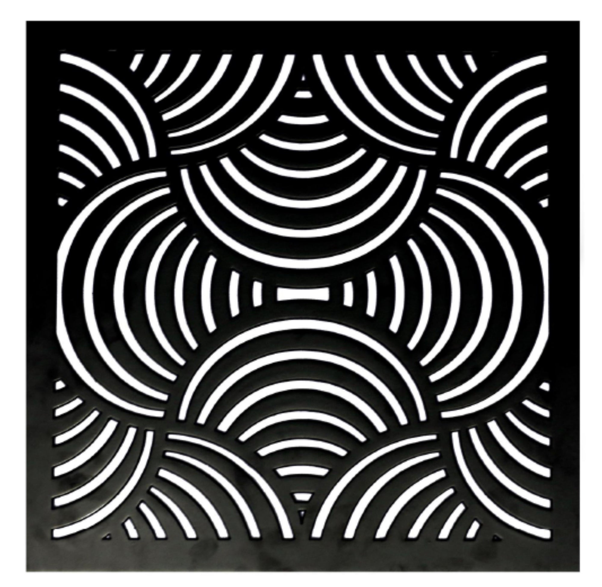 Home Interior Products For Sale Op Art Black Lasercut Mdf Wydr Interior Art Gallery