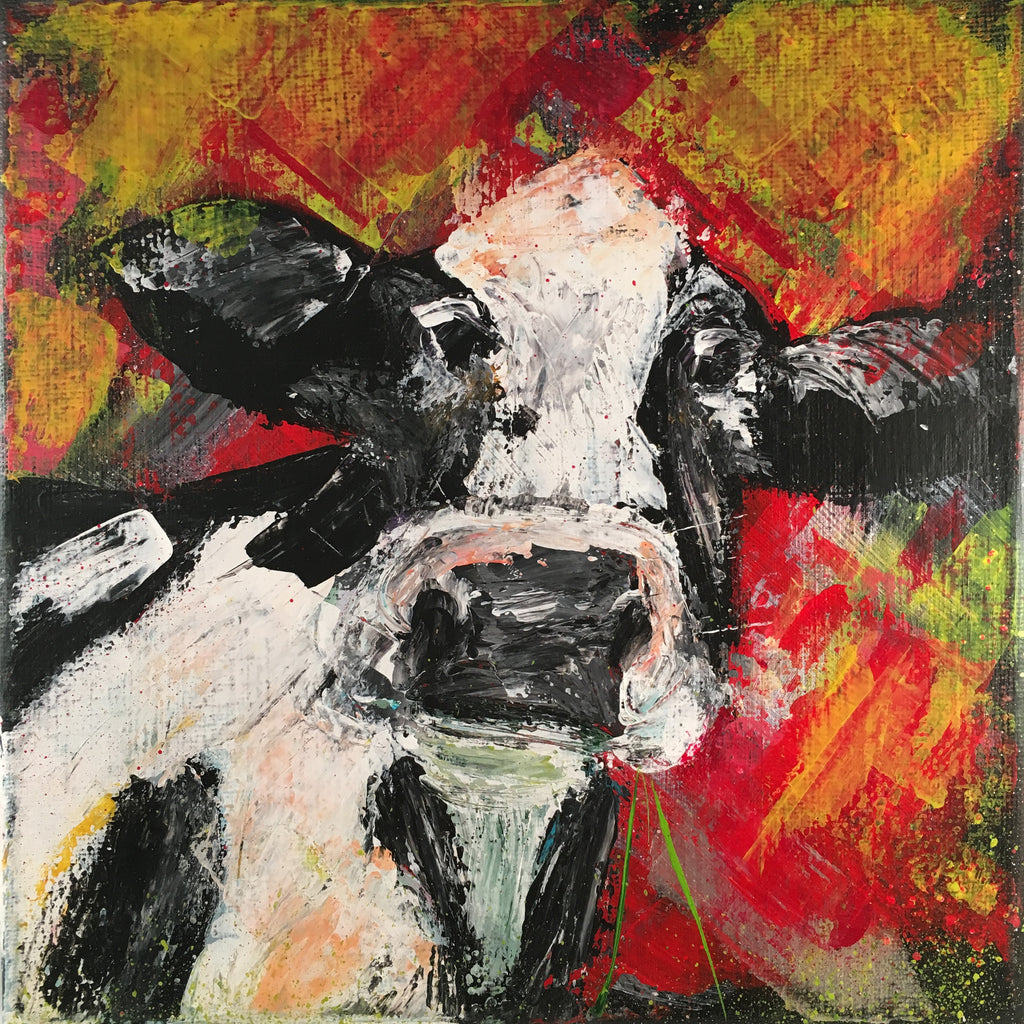 Filothei painting Moooo wydr - digital art gallery