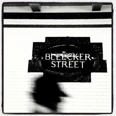 Fiona Hueston Photograph Bleecker Street NYC wydr - digital art gallery