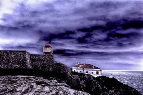 Horst Buchwald Photography Cabo San Vicente wydr - digital art gallery