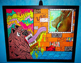 Humberto Matos Draw, Painting and recycling The Dog's Bath wydr - digital art gallery
