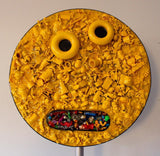 IoSpazio Resin,acrylic,toys,wood Road Emoticons - Stunned wydr - digital art gallery