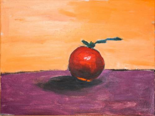 Mary Kinzelberg painting APPLE wydr - digital art gallery