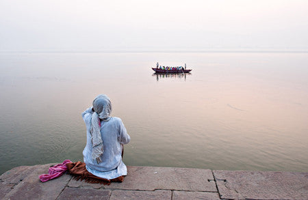 Matej Photography On the Ganges river wydr - digital art gallery
