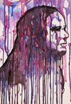 My OWN Acryllic / Aquarell Jonathan Davis wydr - digital art gallery