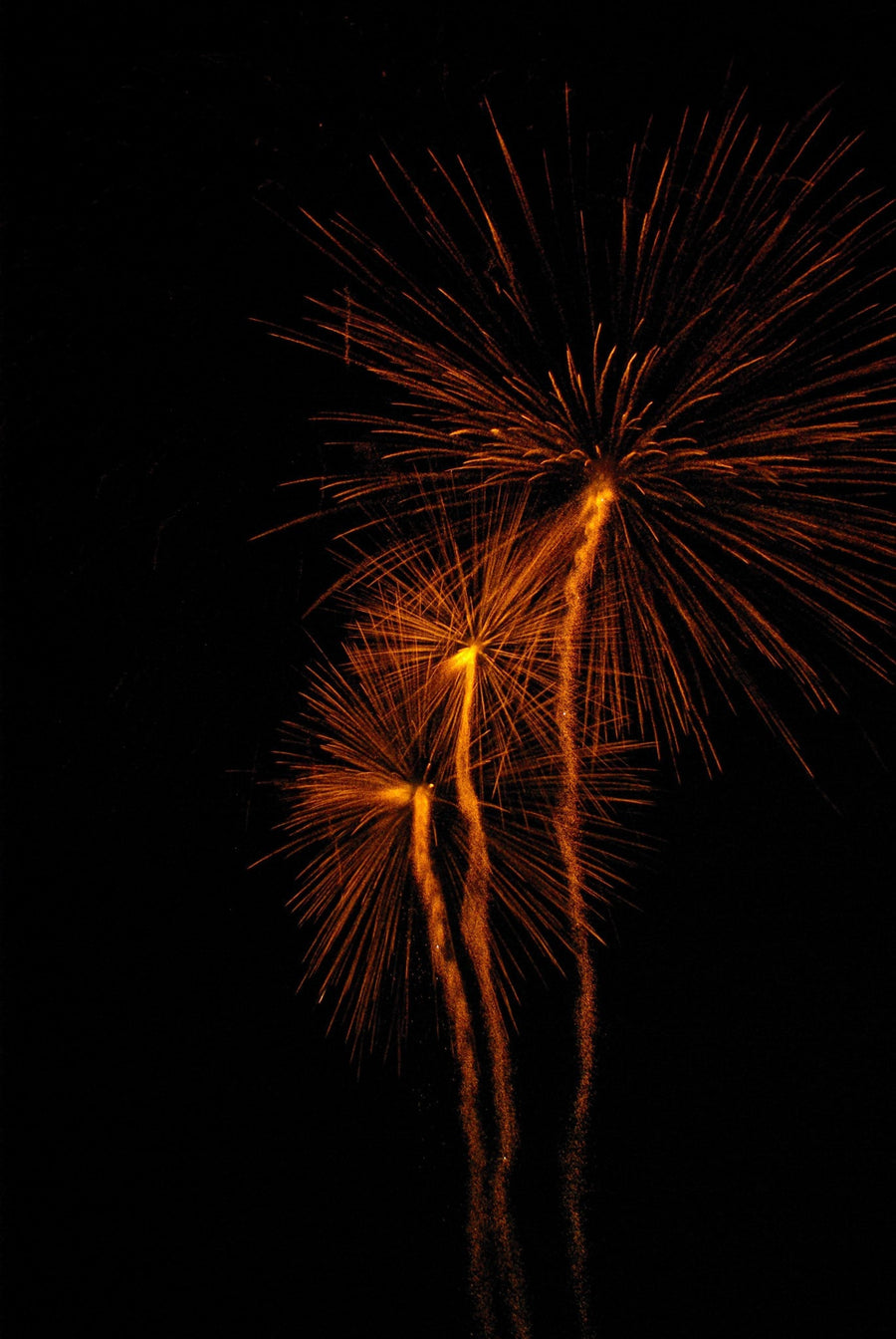 Pascal Wyss photography Fireworks - Single-Print wydr - digital art gallery