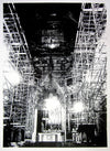 Paul Hammacott The Restoration of Saint Patrick's Cathedral, NYC wydr - digital art gallery