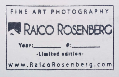 raico rosenberg Photography Pal mar wydr - digital art gallery