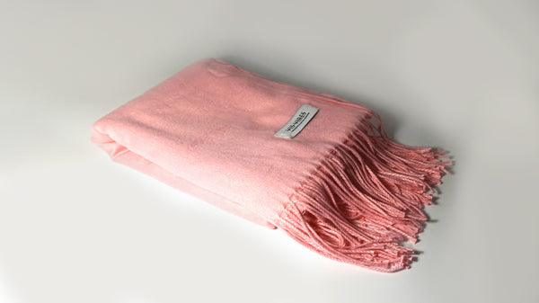 Signature Scarf Soft Pink by Vis Vires