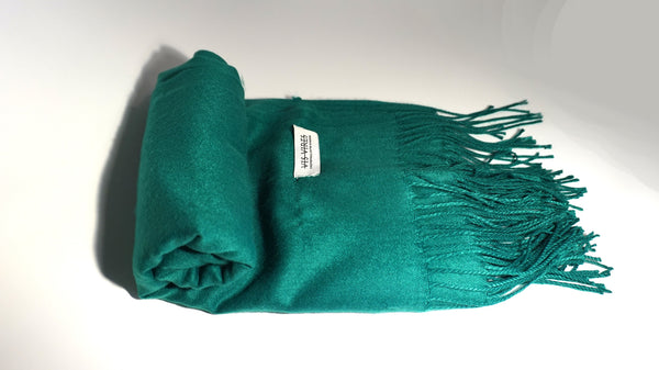 Signature Scarf Emerald by Vis Vires