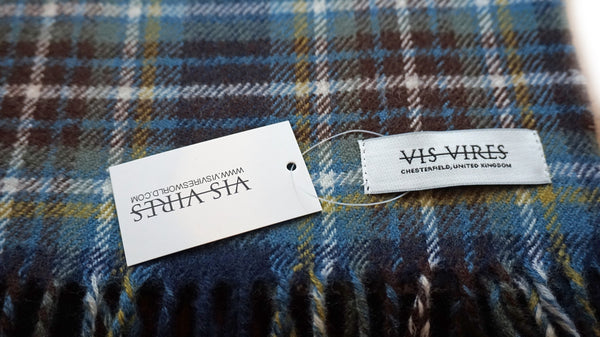 Vis Vires Highlands Scarf Collection - Holyrood Mod