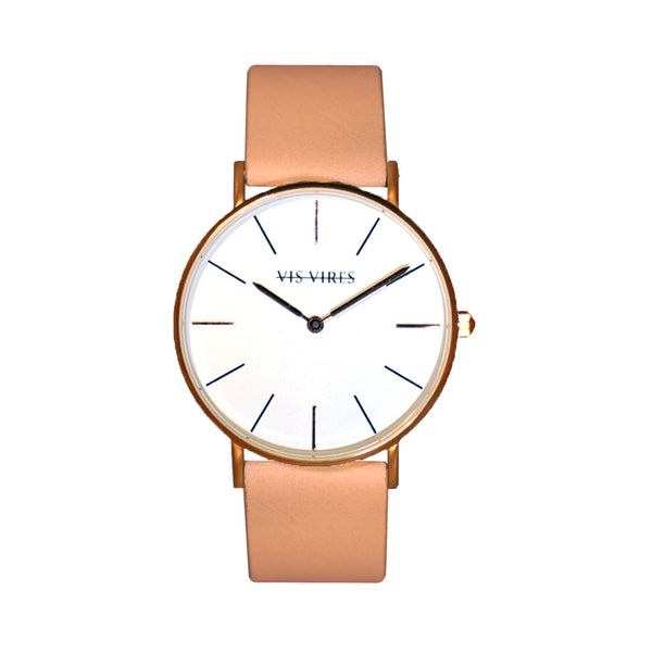 True Nude Timepiece Rose Gold 36mm