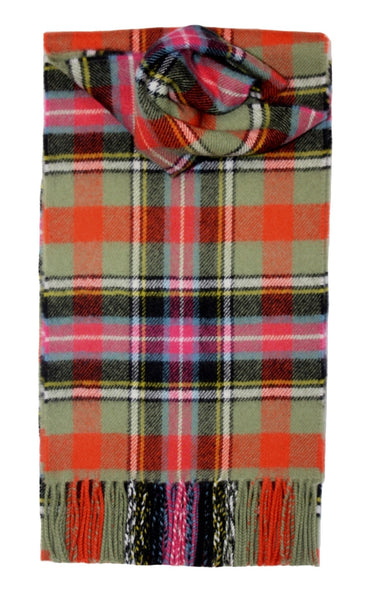 Vis Vires Highlands Scarf Collection - Bruce Kinnard