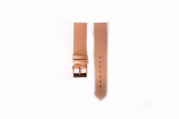 Candy Strap Rose Gold Buckle