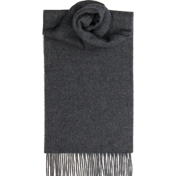 Vis Vires Highlands Scarf Collection - Charcoal