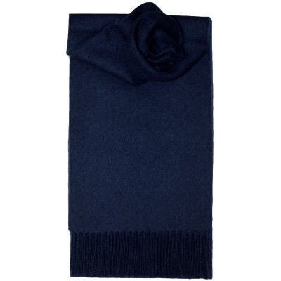 Vis Vires Highlands Scarf Collection - Navy