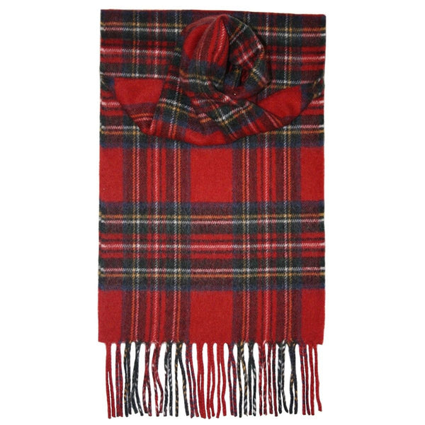 Vis Vires Highlands Scarf Collection - Royal Stewart Mod