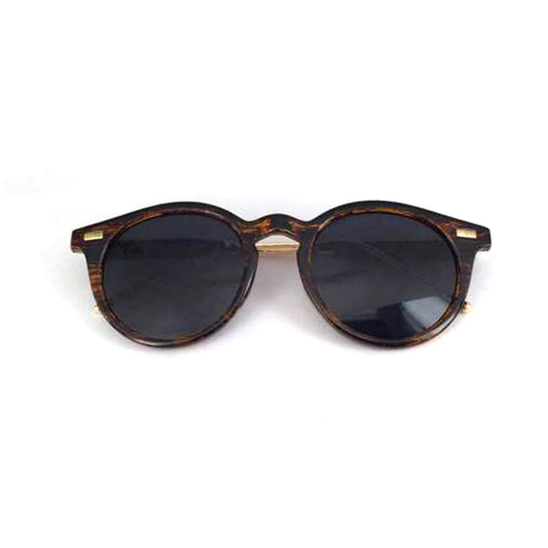 tortoise shell sunglasses with black lenses