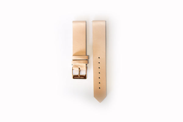 True Nude Strap Rose Gold Buckle