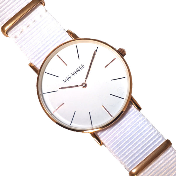 Vis Vires Wentworth Watch 36mm Woman Rose Gold