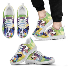 Collie Lover Sneakers