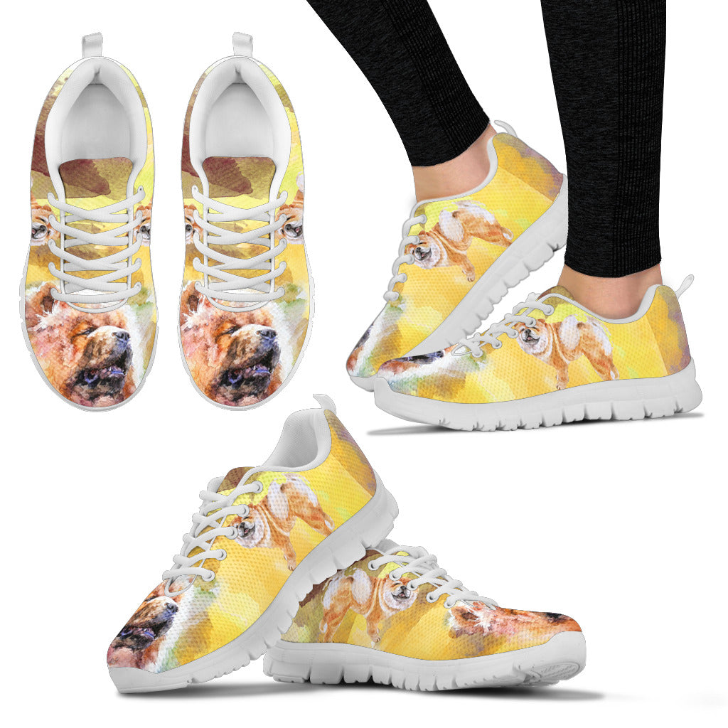 Chow Lover Sneakers