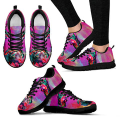 Doberman Lover Sneakers