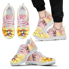 Pomeranian Lover Sneakers