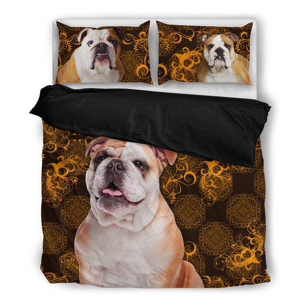Bulldog 4 Duvet Bedding Set