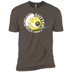 My Mind Is On The Gutter But My Balls Aren't Bowling T-shirt