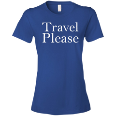 Travel Please T-shirt